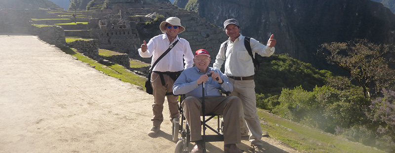 Tips for tourists with disabilities in Cusco